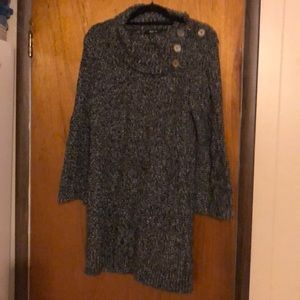 Style & Co sweater dress size large